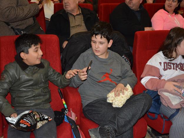 Çatalca'nın çocukları çok mutlu