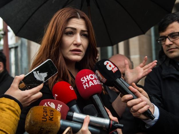 Deniz Çakır başrötülü kadınlara hakaret etti mi? İfade verdi açıklama yaptı