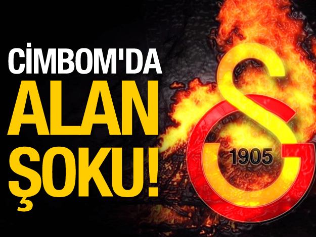 Galatasaray Alan'ı da bitiremedi!