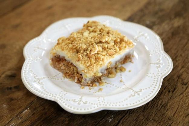 Gelinim Mutfakta Elmalı Bisküvili Tatlı nasıl yapılır? Tarifi ve malzemeleri