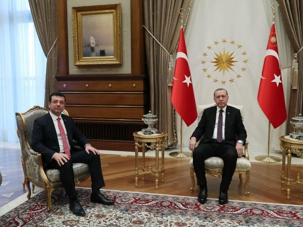 İmamoğlu Erdoğan'dan oy istedi
