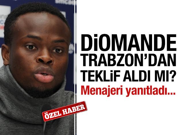 Ismael Diomande Trabzonspor'a transfer olacak mı?