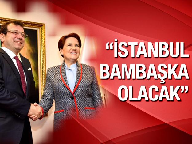 İstanbul bambaşka olacak
