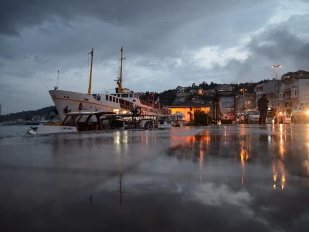 İstanbul'da yağmur birazdan başlayacak!
