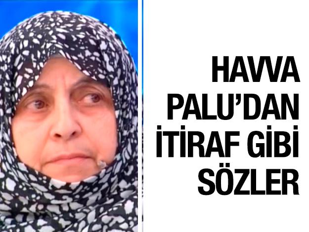 Meryem Tahnal'ın öldürülmesiyle ilgili flaş Havva Palu gelişmesi
