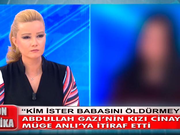 Abdullah Gazi Akbıyık'ı kızı öldürdü!