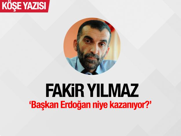 Başkan Erdoğan niye kazanıyor?