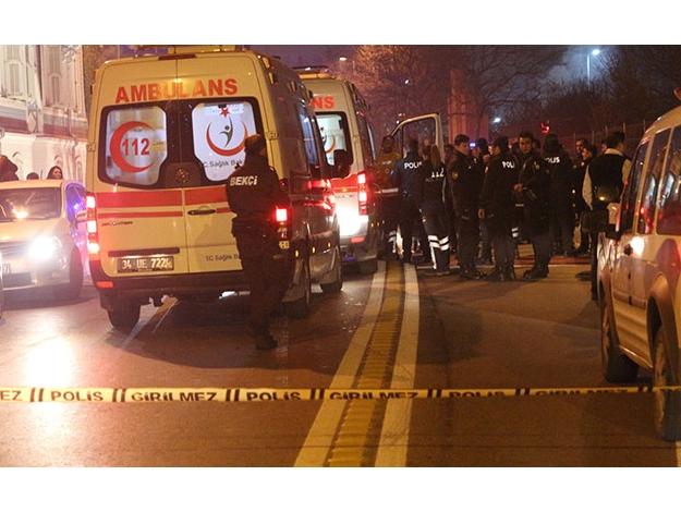 Beşiktaş'ta kavga! Bir kişi yaralı