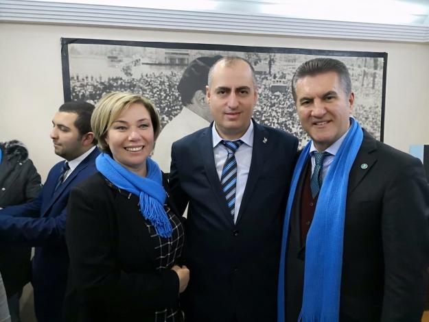 DSP Büyükçekmece Belediye Başkanı Adayı Ümit Şahbaz!