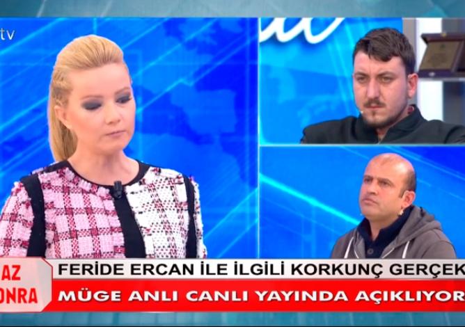 Feride Ercan Hikmet Yalçınkaya tarafından sobada yakılarak öldürüldü!