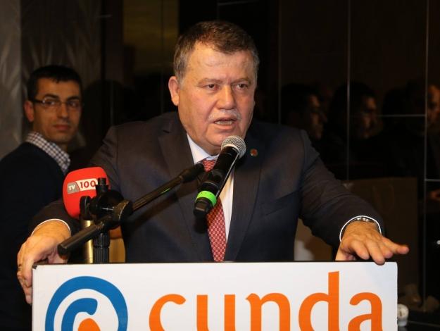 İsmail Rüştü Cirit yeniden başkan