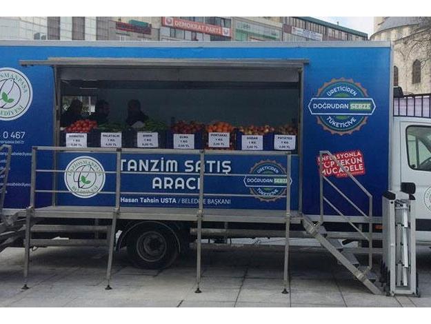 İstanbul'daki tanzim satış yerleri nerede? İlçe ilçe liste