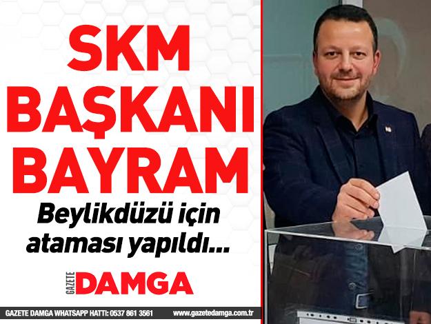 SKM Başkanı Akın Bayram