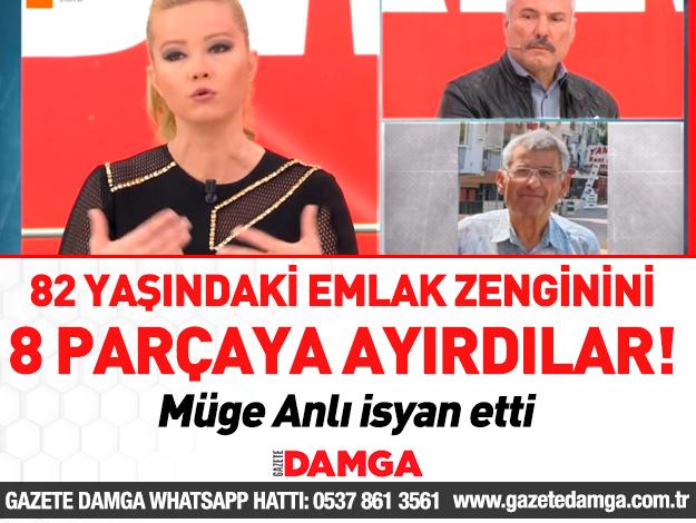 82 yaşında öldürülen Asım Bayram 8 parçaya ayrılmış!