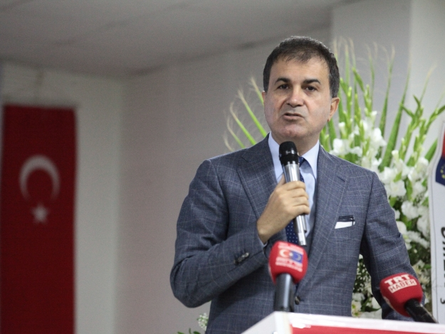 AK Parti Sözcüsü Ömer Çelik'ten Mansur Yavaş'a yanıt
