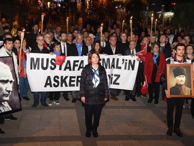 Atatürk'süz duaya tepki!