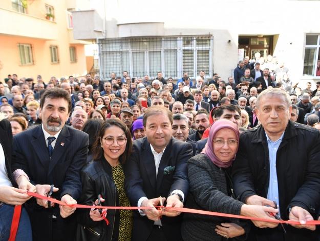Kadınlar talep etti Başkan Kılıç açtı