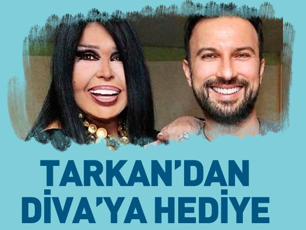 Tarkan Ümit Hırsızı şarkısını Bülent Ersoy'a armağan etti