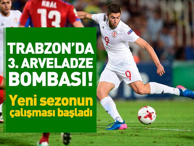 Trabzonspor'dan Vato Arveladze bombası!