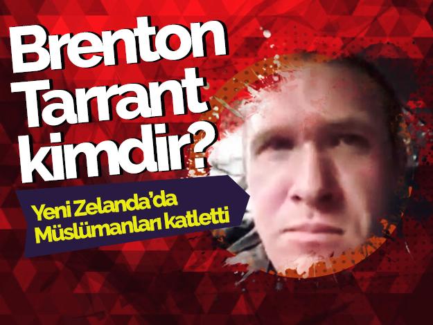 Yeni Zelanda'da Müslümanlara saldıran Brenton Tarrant kimdir?