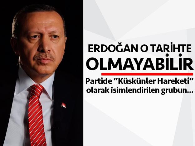 2023'te Erdoğan aday olmayabilir