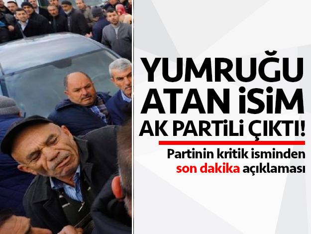 Ömer Çelik açıkladı: Kemal Kılıçdaroğlu'na saldıran Osman Sarıgün üyemiz