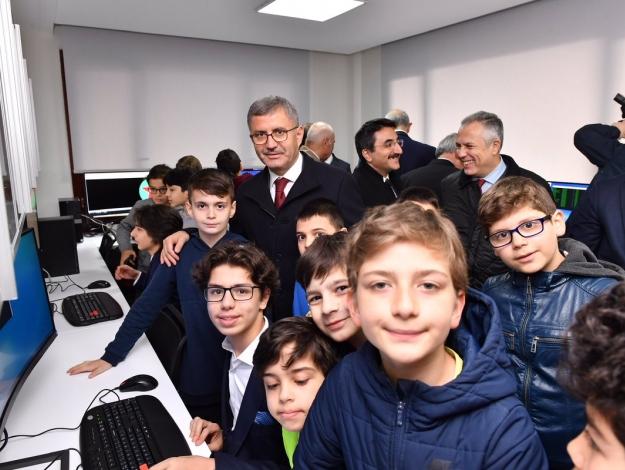 Bilimin merkezi Üsküdar