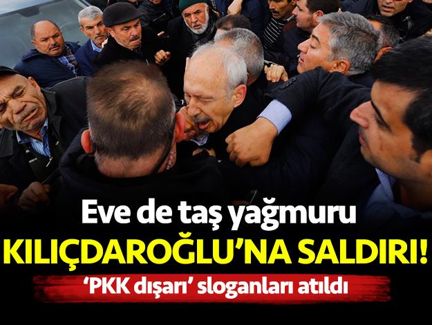 CHP Lideri Kemal Kılıçdaroğlu'na saldırı! Sağlık durumu nasıl