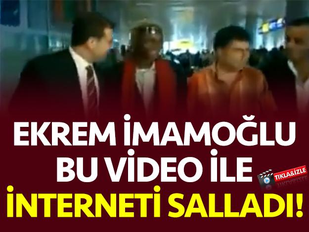 Ekrem İmamoğlu'nun horon videosu sosyal medyayı salladı