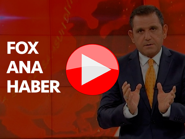 Fatih Portakal ile FOX Ana Haber 15 Nisan Pazartesi izle FOX TV