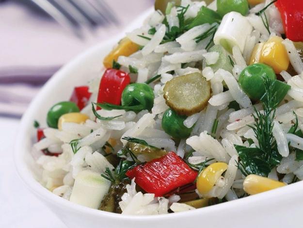 Gelinim Mutfakta pirinç salatası nasıl yapılır? Tarifi ve malzemeleri nedir?