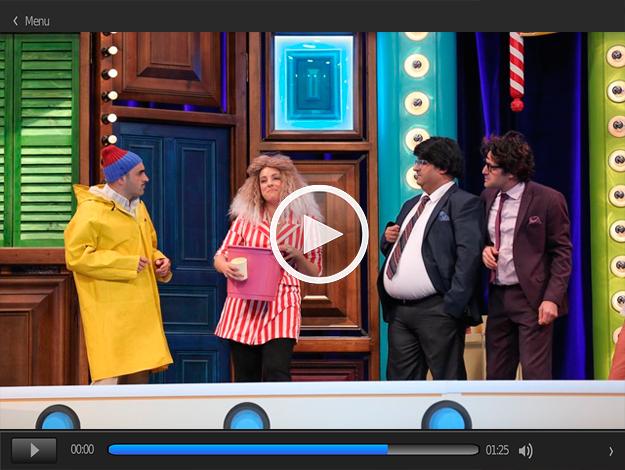 Güldür Güldür Show 195. bölüm izle - 20 Nisan Cumartesi Show TV