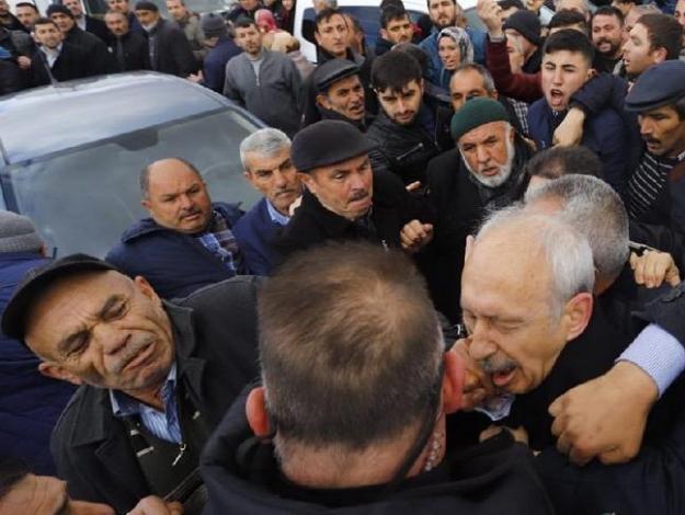 Kemal Kılıçdaroğlu'na saldıran Osman Sarıgün kimdir