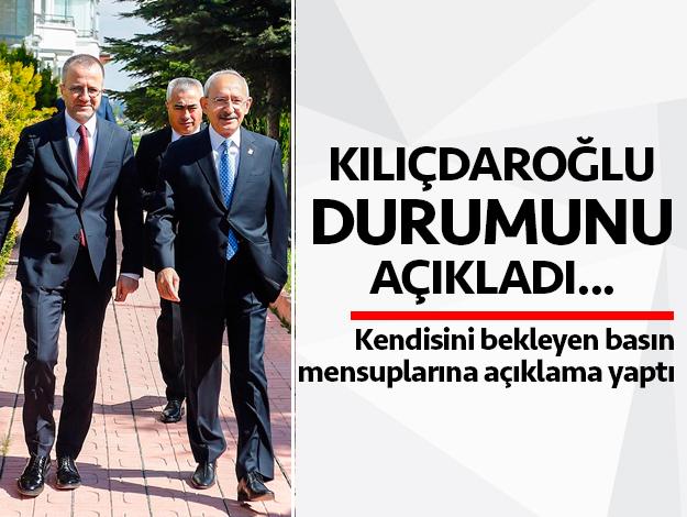 Kılıçdaroğlu'ndan saldırı sonrasındaki sabah açıklama