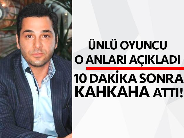 Serkan Balbal Funda Esenç'in küfür ve hakaretleirni anlattı