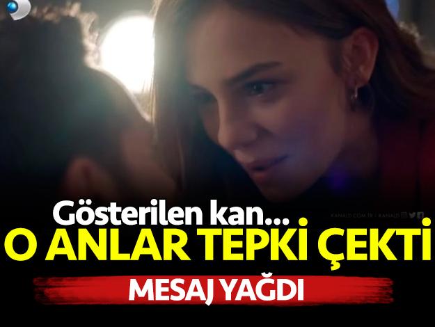 Zalim İstanbul sevişme ve bekaret sahnesi izle! O anlar tepki topladı