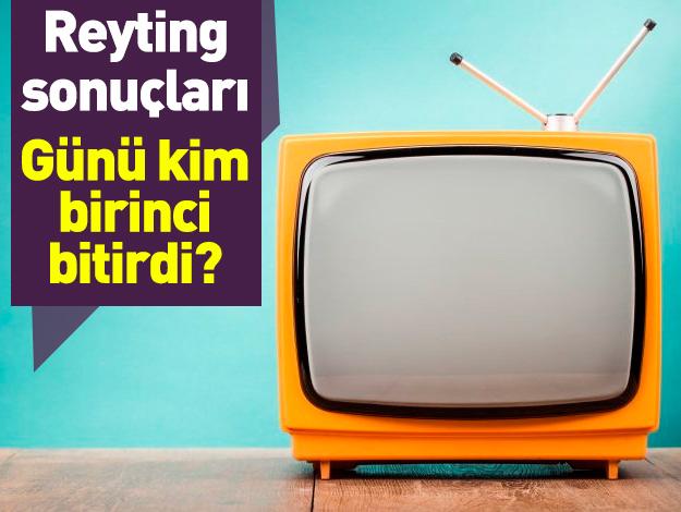 22 Mayıs Çarşamba reyting sonuçları | Diriliş Ertuğrul, FOX Ana Haber ve Sen Anlat Karadeniz