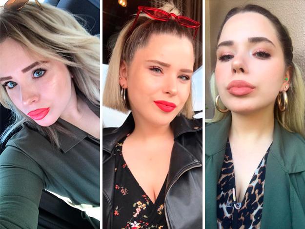 Aleyna Akbulak Instagram hesabı canlı yayın