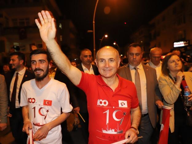 Atatürk'ün yolundan ilerleyeceğiz