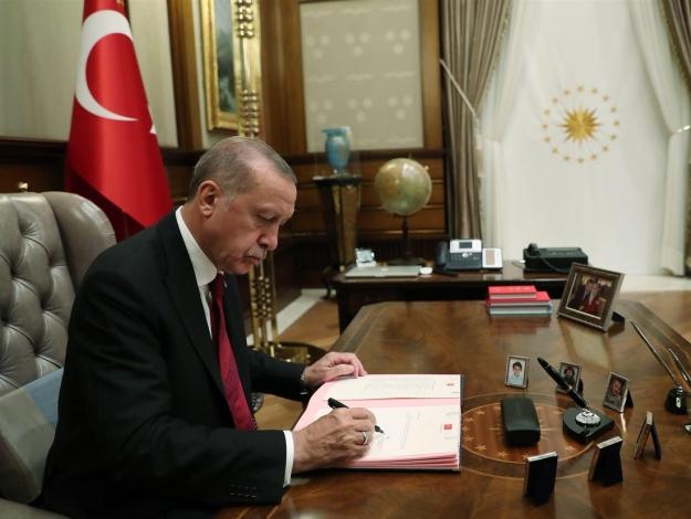 Erdoğan onayladı