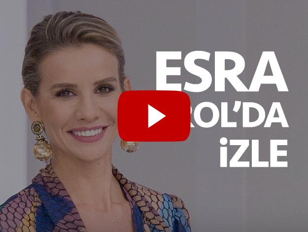 Esra Erol'da 17 Mayıs Cuma Youtube tek parça İzle ATV