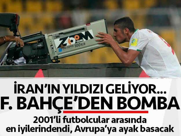 Fenerbahçe'den İran bombası! Allahyar Sayyadmanesh kimdir kaç yaşında