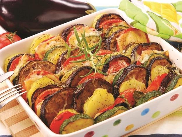 Gelinim Mutfakta Fırında Zeytinyağlı Sebze Kebabı nasıl yapılır? Tarifi ve malzemeleri nedir?
