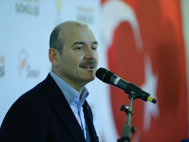 İçişleri Bakanı Süleyman Soylu: Kimse kusura bakmasın ama...
