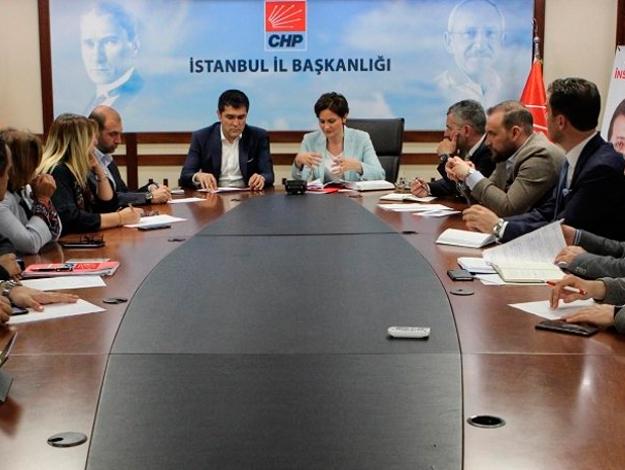 CHP ve İYİ Parti'den 23 Haziran için zirve