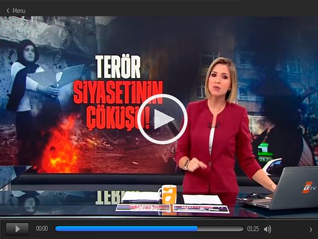 Nihan Günay ile ATV Ana Haber İzle 26 Mayıs Pazar ATV