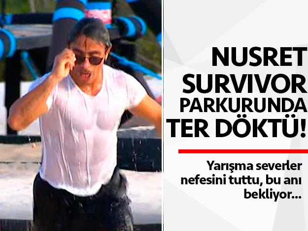 Survivor Nusret 69. bölüm izle! - Yeni bölüm fragmanı yayınlandı