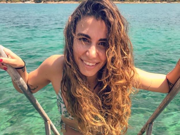 Tolga Sarıtaş'ın sevgilisi Zeynep Mayruk kimdir, kaç yaşında ve nereli