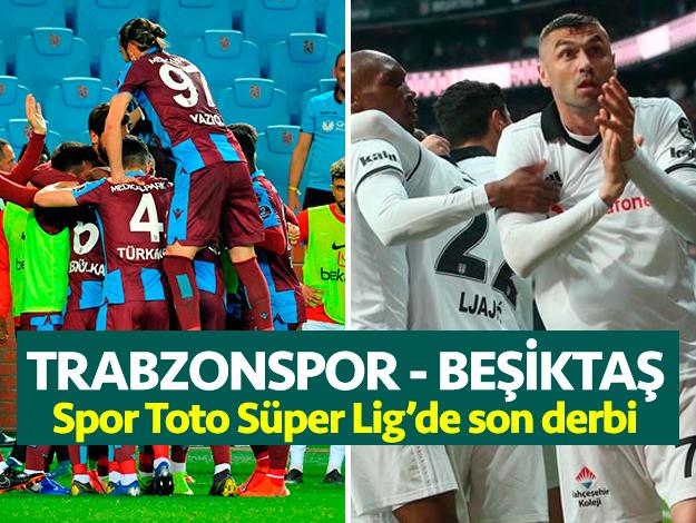 Trabzonspor - Beşiktaş maçı beIN SPORTS 1 canlı izle