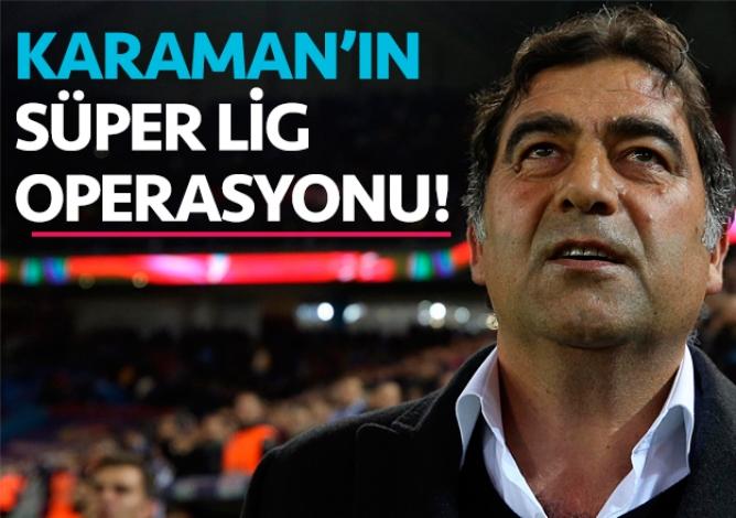 Trabzonspor transfer haberleri ile çalkalanıyor! Karaman'ın 4 yıldızı